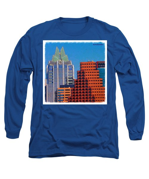 Another #gorgeous #bluesky Day In Long Sleeve T-Shirt