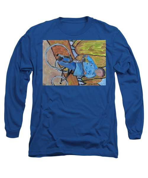 Art Study Long Sleeve T-Shirt by Reina Resto