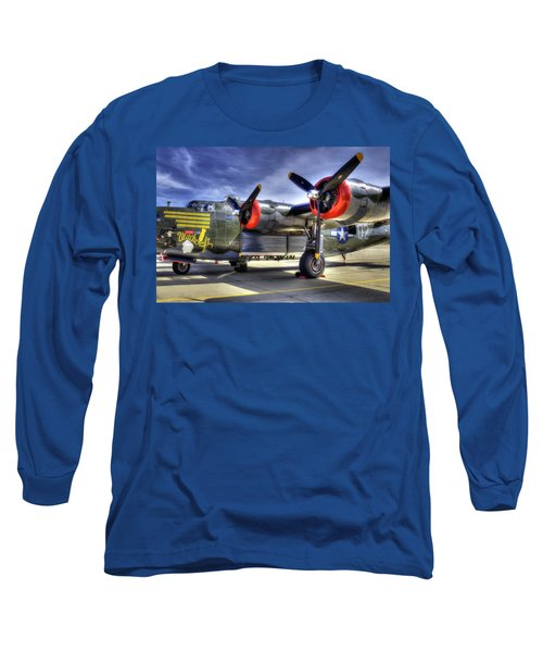 B-24 Long Sleeve T-Shirt