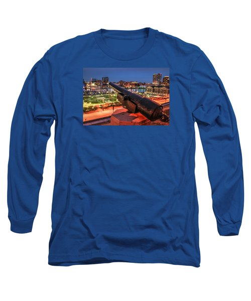 Blast From The Past  Long Sleeve T-Shirt by Wayne King