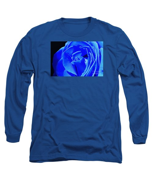 Blue Romance Long Sleeve T-Shirt