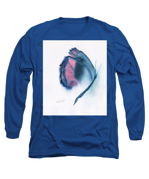 Butterfly Abstract 3 Long Sleeve T-Shirt
