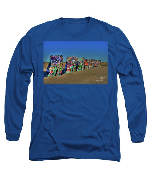 Cadillac Ranch 2 Long Sleeve T-Shirt