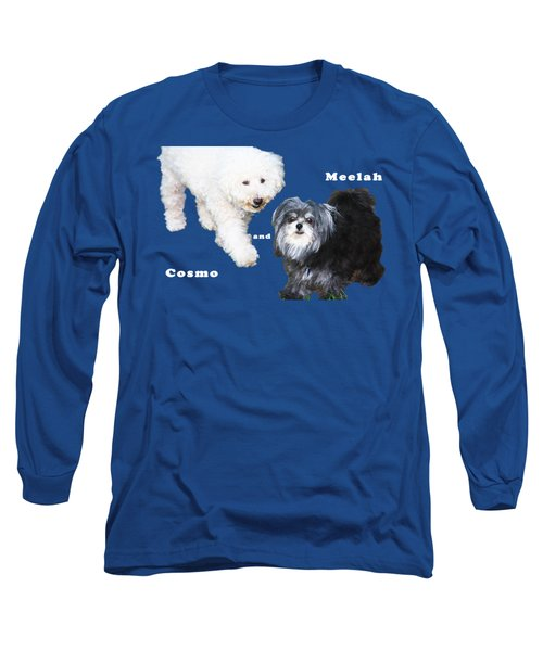 Cosmo And Meelah 1 Long Sleeve T-Shirt
