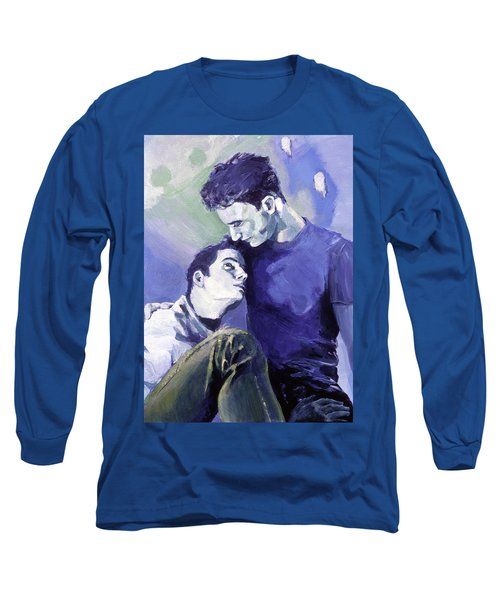 Cradle My Heavy Heart Long Sleeve T-Shirt
