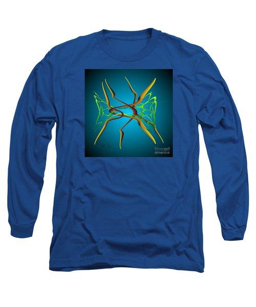 Dance Long Sleeve T-Shirt by Leo Symon
