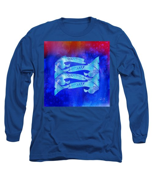 1 Fish 2 Fish Long Sleeve T-Shirt