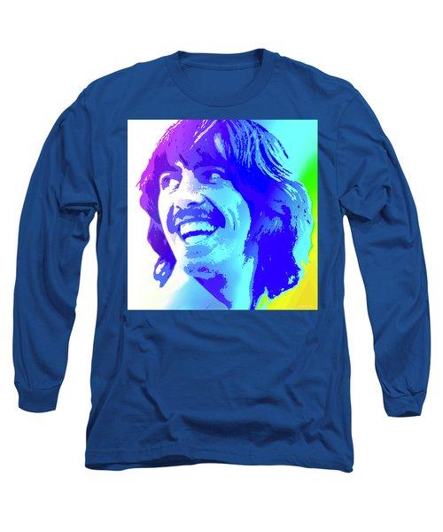 George Harrison Long Sleeve T-Shirt