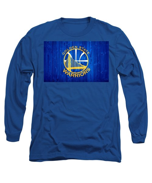 Golden State Warriors Door Long Sleeve T-Shirt