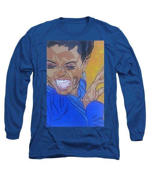 Hazel Scott Long Sleeve T-Shirt