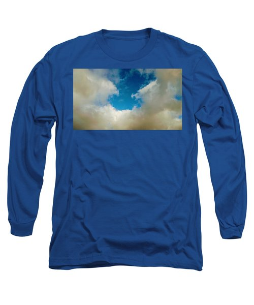 Heavenly Clouds Long Sleeve T-Shirt