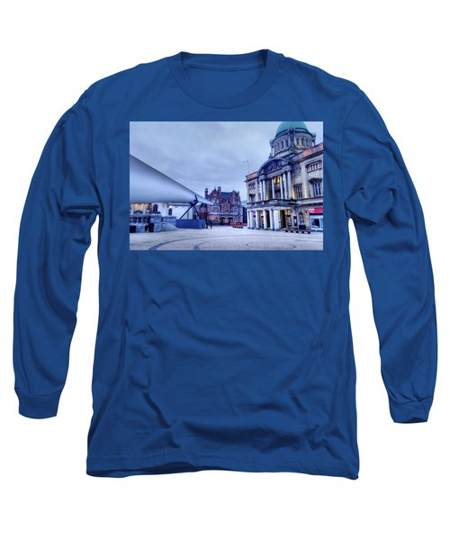 Hull Blade - City Of Culture 2017 Long Sleeve T-Shirt