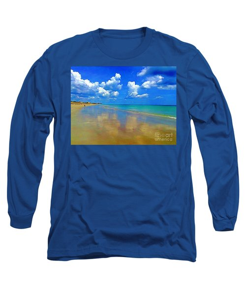 Jensen Beach  Long Sleeve T-Shirt