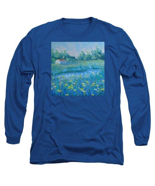 Lake De Provence Long Sleeve T-Shirt