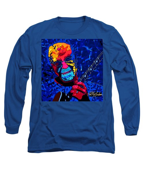 Larry Carlton Long Sleeve T-Shirt