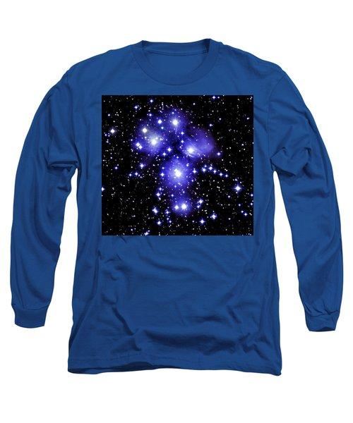 M45 Pleiades Long Sleeve T-Shirt