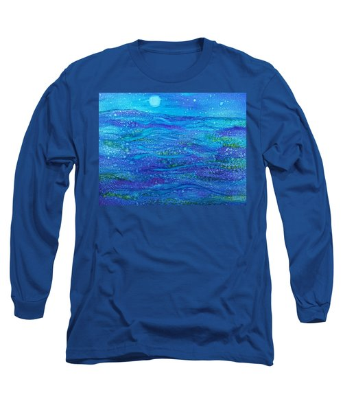 Midnight Swim Long Sleeve T-Shirt