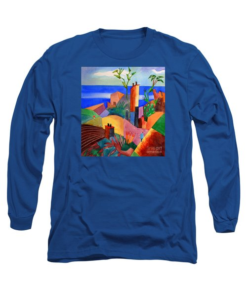 My Dream Vacation Long Sleeve T-Shirt
