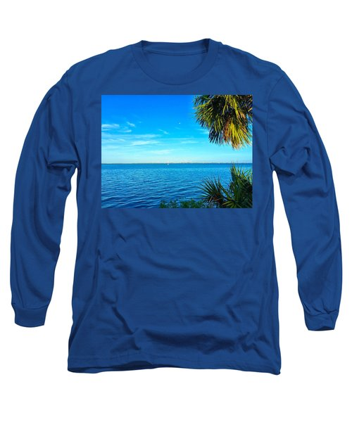 Private Paradise Long Sleeve T-Shirt by Carlos Avila