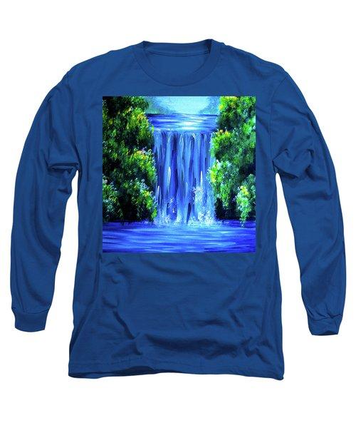 River Of Life Long Sleeve T-Shirt
