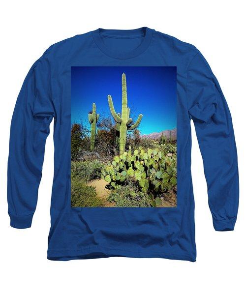 Sabino Canyon Long Sleeve T-Shirt