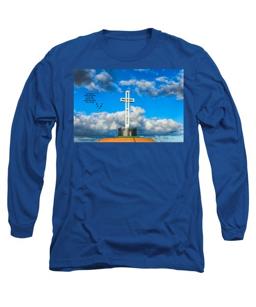 Seek Me Long Sleeve T-Shirt