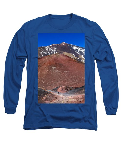 Size Matters Long Sleeve T-Shirt by Giuseppe Torre