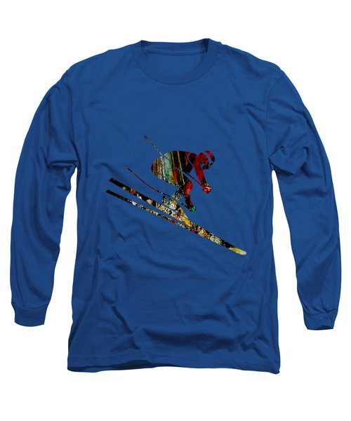 Skiing Collection Long Sleeve T-Shirt