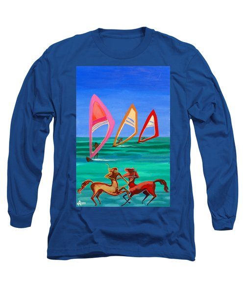 Sons Of The Sun Long Sleeve T-Shirt