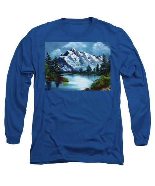 Take A Breath Long Sleeve T-Shirt