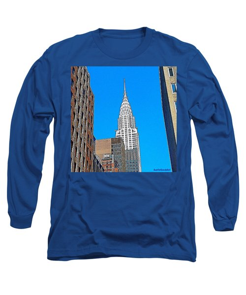 #tbt - #newyorkcity June 2013 Long Sleeve T-Shirt