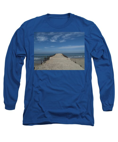 Tel Aviv Old Port 3 Long Sleeve T-Shirt