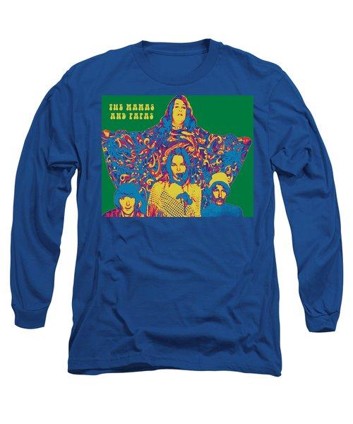 The Mamas And Papas Long Sleeve T-Shirt