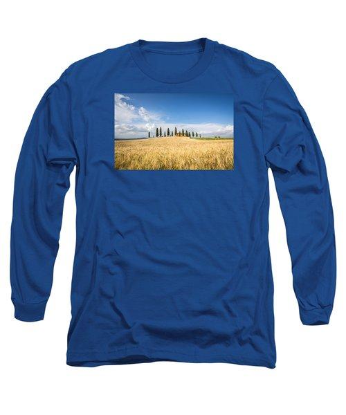 Tuscan Villa Long Sleeve T-Shirt