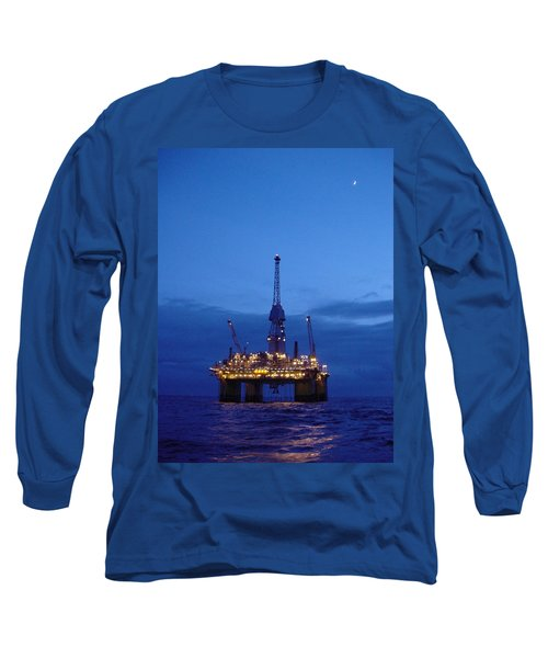 Visund In The Twilight Long Sleeve T-Shirt