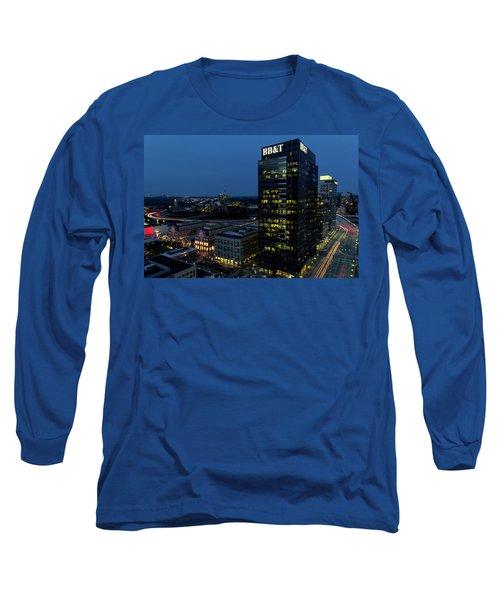17th Street Skyline Long Sleeve T-Shirt