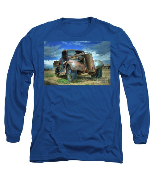 1937 Chevrolet Long Sleeve T-Shirt