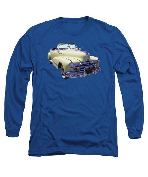 1948 Pontiac Silver Streak Convertible Long Sleeve T-Shirt