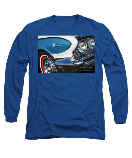 Long Sleeve T-Shirt featuring the photograph 1961 Buick Le Sabre by Dennis Hedberg