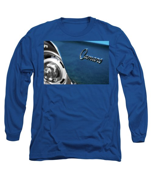1969 Chevrolet Camaro Z28 Emblem Long Sleeve T-Shirt