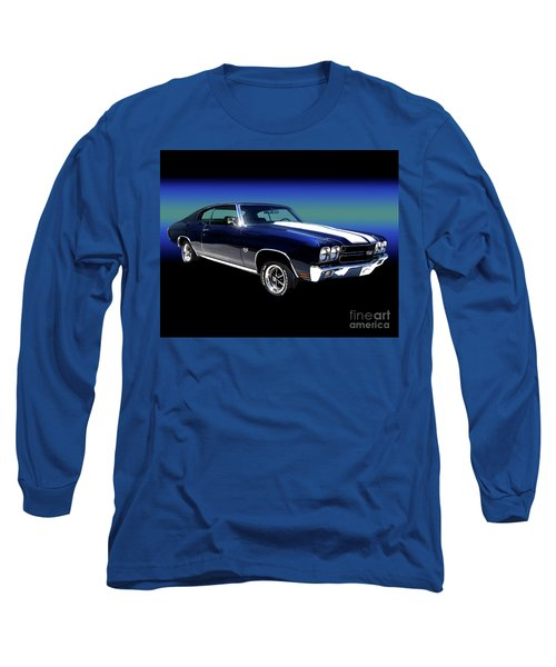 1970 Chevelle Ss Long Sleeve T-Shirt