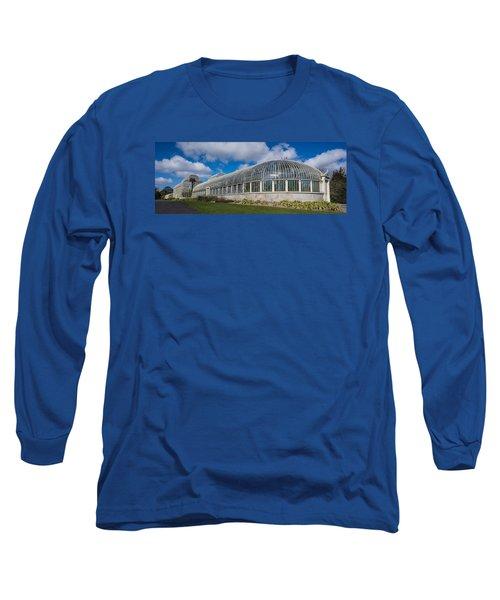 Botanical House Long Sleeve T-Shirt by Martina Fagan