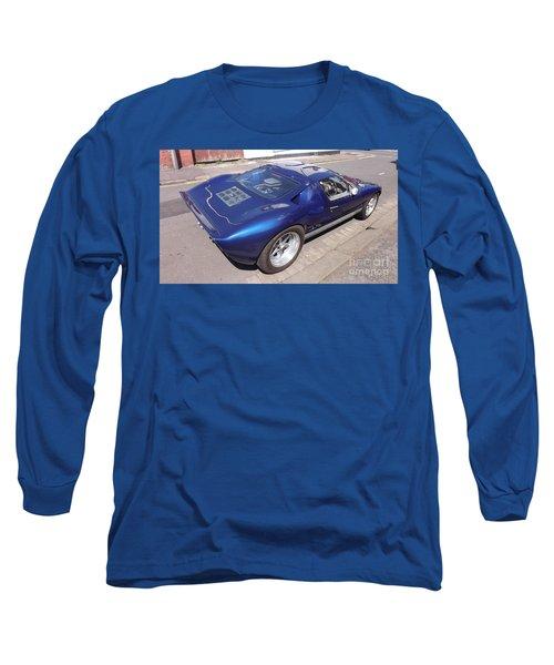Ford Gt40 Long Sleeve T-Shirt