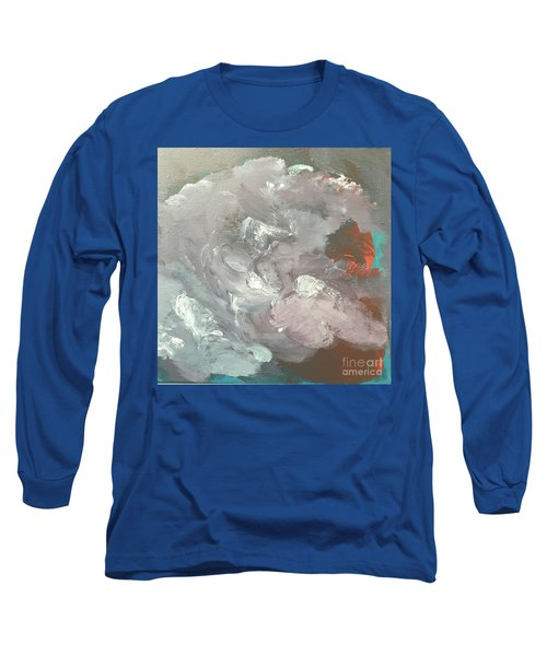 Incoming Long Sleeve T-Shirt by Karen Nicholson