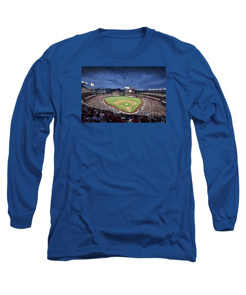 Nats Park - Washington Dc Long Sleeve T-Shirt