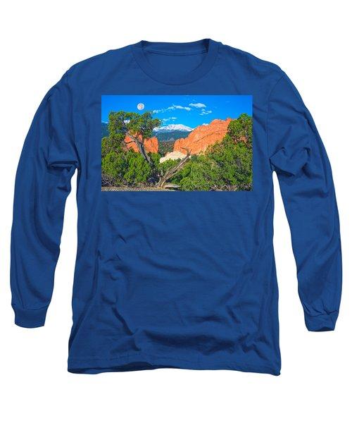 Typical Colorado  Long Sleeve T-Shirt by Bijan Pirnia