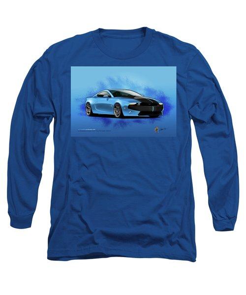 2014 Mustang  Long Sleeve T-Shirt
