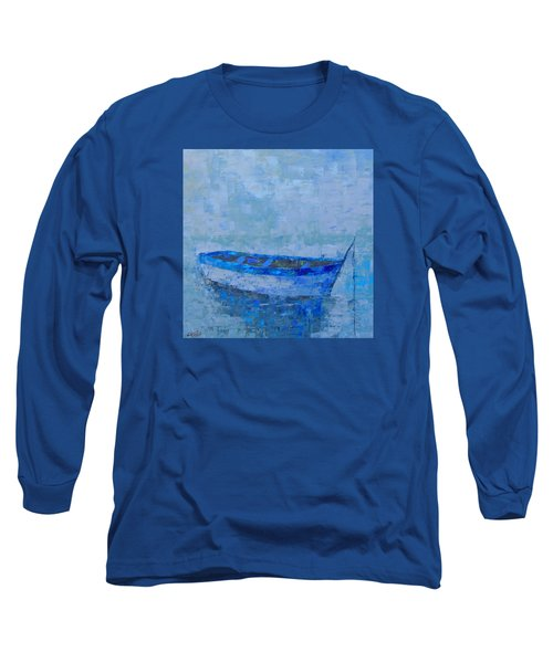Boat Of Provence Long Sleeve T-Shirt