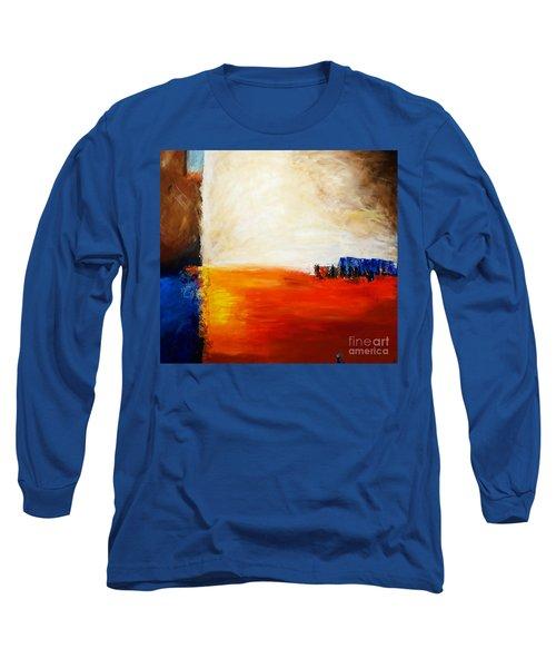 4 Corners Landscape Long Sleeve T-Shirt