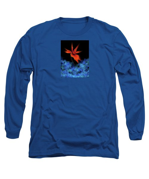 Long Sleeve T-Shirt featuring the photograph 4383 by Peter Holme III